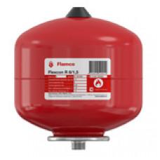 """Бак для отопления Flexcon R (8 л.) 70°C PN6 DN 3/4"""" (20 мм) , вертикальный Flamco"""